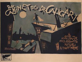 Horror film Weimar Era