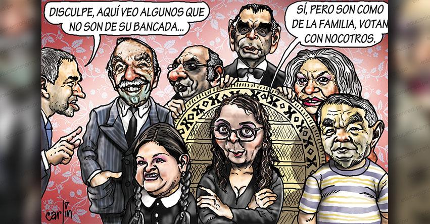 Carlincaturas Miércoles 7 Agosto 2019 - La República