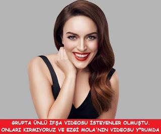 Türk ünlülerin pornosu Ezgi mola pornosu güzel sikişmiş