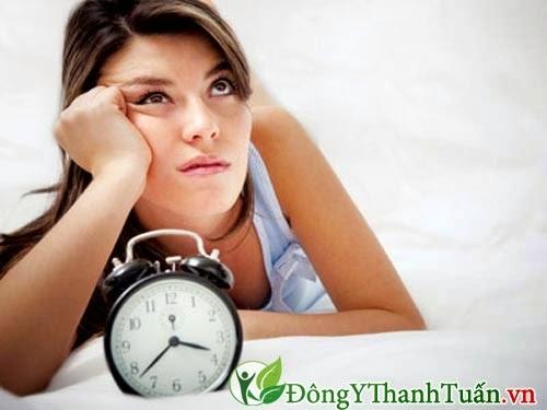 Nguyên nhân gây mất ngủ do stress