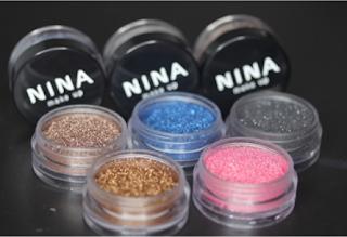 Pigmento Nina Makeup