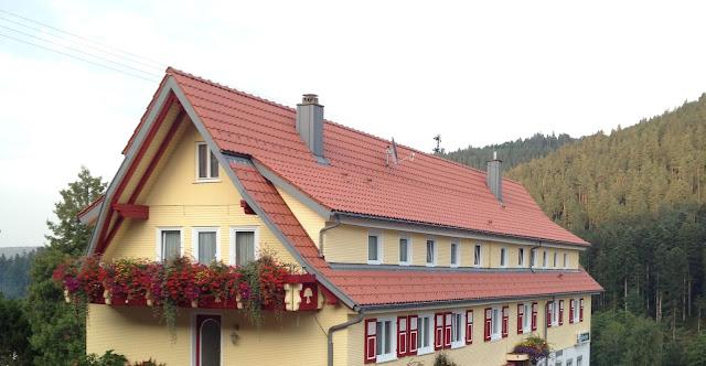 Hotel Berghof Enzklösterle Slva Negra