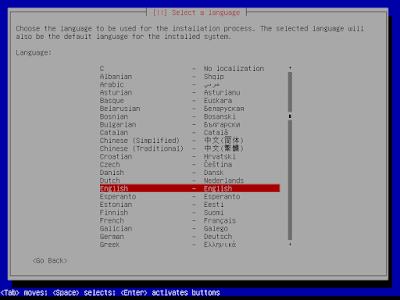 Cara Instal linux Debian usb
