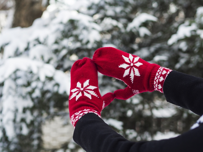 sinsay rękawiczki