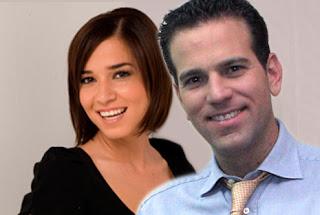 Carlos Loret de Mola y Laura G sostienen romance?