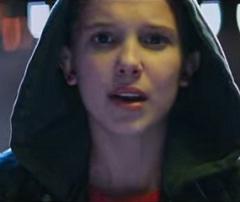 Eleven é a protagonista do clipe de Find Me de Sigma