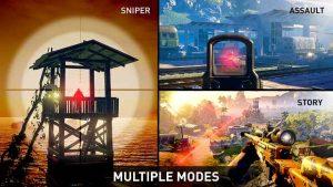 Download Sniper Ghost Warrior MOD APK