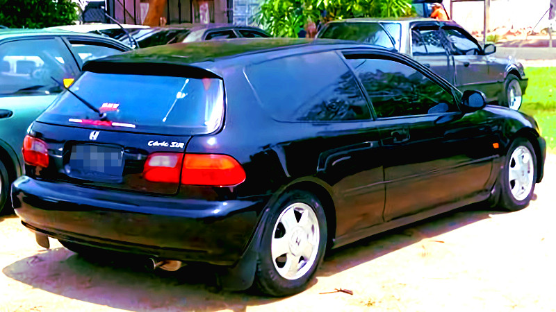 Photo Collection Mobil Honda Civic Estilo