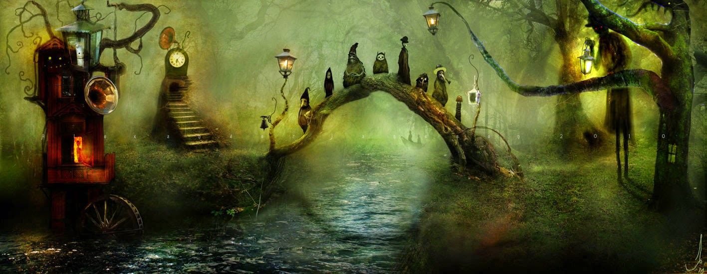 22-Alexander-Jansson-Fairy-tale-Worlds-in-Surreal-Paintings-www-designstack-co