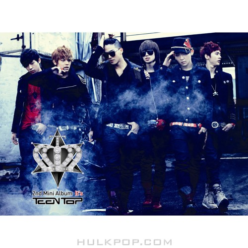 TEEN TOP – It's (2nd Mini Album) (FLAC + ITUNES PLUS AAC M4A)