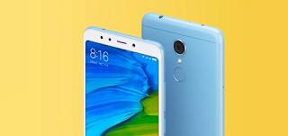 2 Cara Screenshot Xiaomi Redmi 5 Dan Redmi 5 Plus untuk menangkap layar di xiaomi