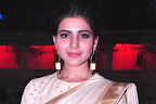 Samantha new photos in saree at samshabad temple-thumbnail-cover