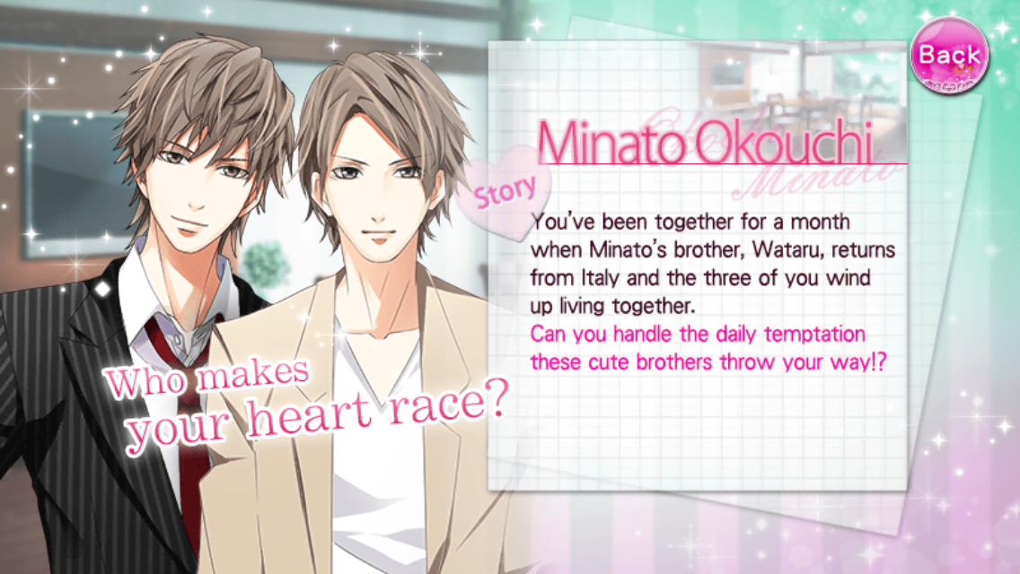 [เฉลย] Our Two Bedroom Story   Minato Okouchi : Sequel Walkthrough