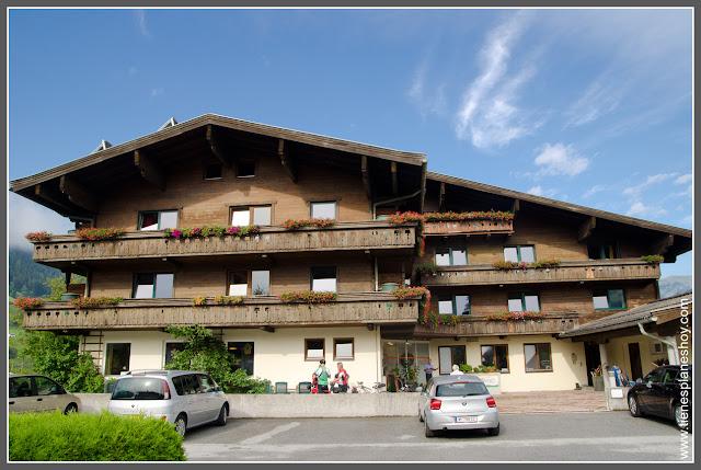 Mittersill Hotel Wieser (Austria)