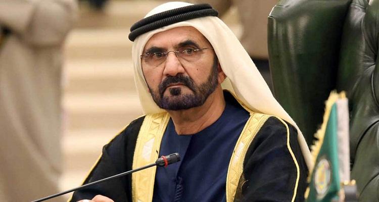 كلام لا يصدق من محمد بن راشد آل مكتوم  حاكم دبي بعد هجوم الحرم النبوي