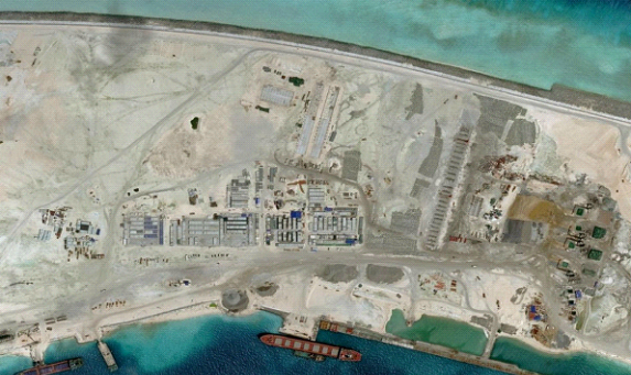 New York Times: China militarizing disputed islands