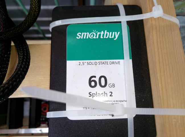 60 ГБ SSD-накопитель Smartbuy Splash 2