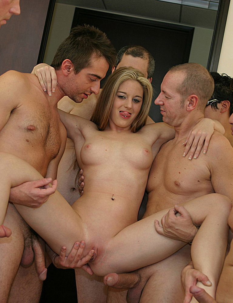 After hours gangbang 2 9