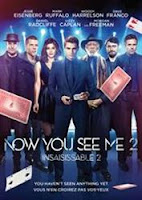 Now You See Me 2 (2016) Poster
