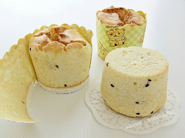 Mini Tofu Chiffon Cake Anncoo Journal Come For Quick