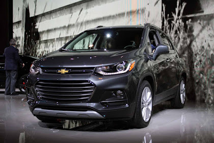 Chevrolet Trax 2018 Review, Specs, Price