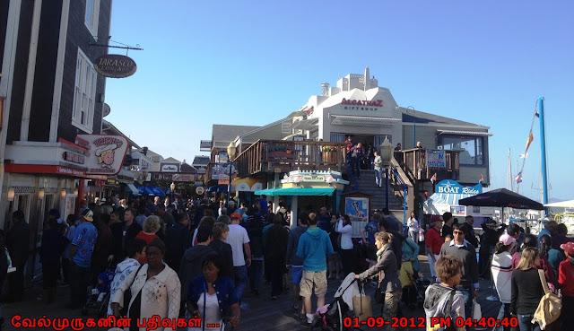 SFO Fisherman's Wharf