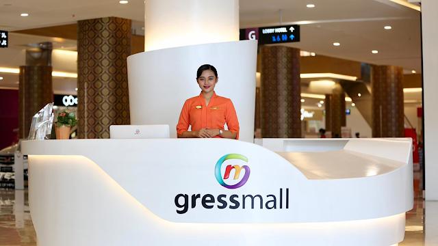 Lobi Gress Mall Gresik Mall