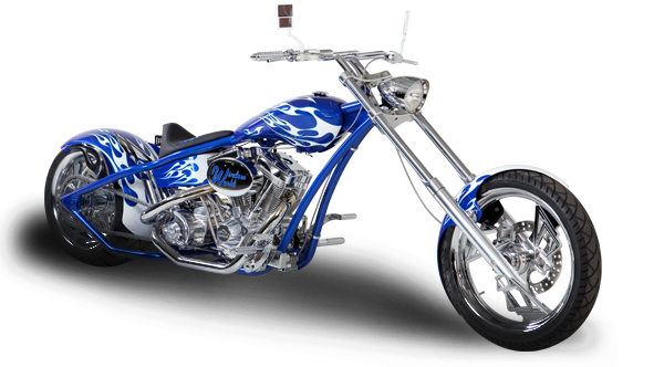 chopper motorcycle png - photo #2