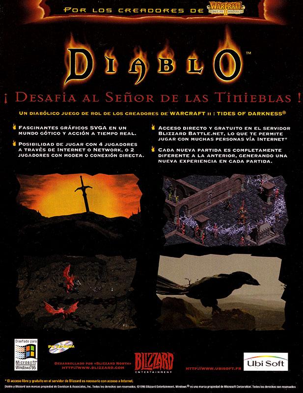 Diablo PC Caja