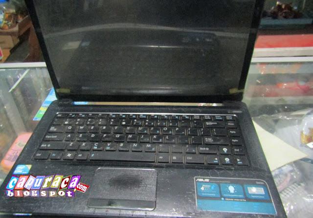 Mengganti pasta prosesor laptop, laptop asusu