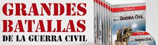 Grandes Batallas de la Guerra Civil - Promociones Levante El Mercantil Valenciano
