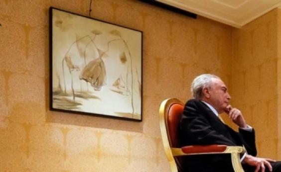 Após cogitar retorno antecipado para o Brasil, Temer decide manter compromissos na China