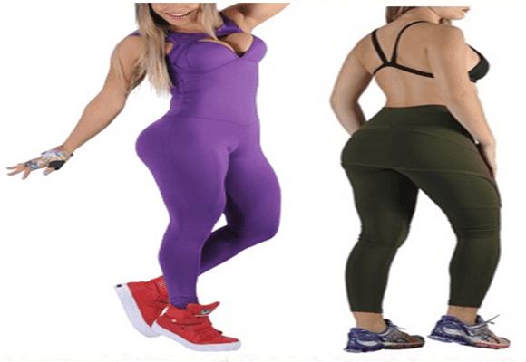 Fitness-moda
