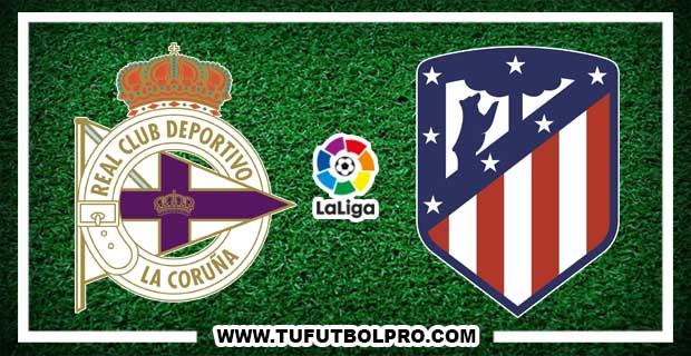 Ver Deportivo vs Atlético Madrid EN VIVO Por Internet Hoy 4 de Noviembre 2017