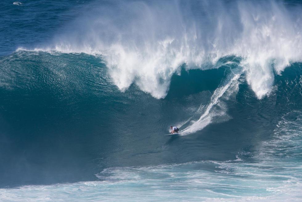 11 Grant Baker Peahi Challenge foto WSL tony heff