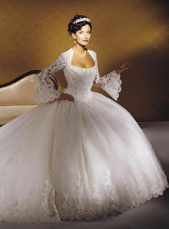 Big Wedding Dresses