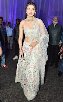 Rakul Preet Singh Glam Photos at Saina Nehwal Wedding TollywoodBlog