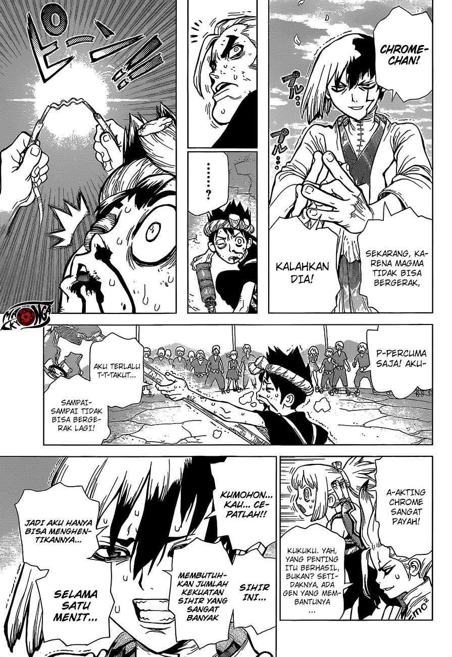 Dr Stone Chapter 38-11