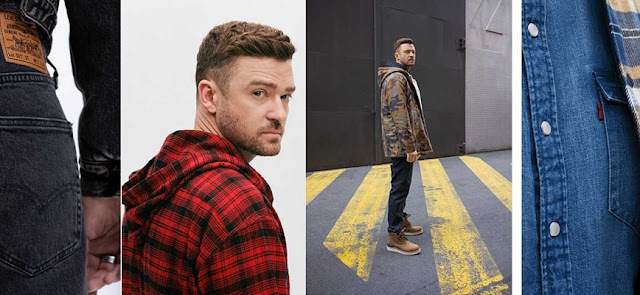 Levi's & Justin Timberlake Fresh Leaves