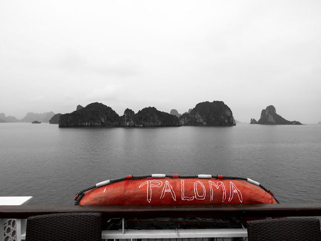 Paloma Cruises in Halong Bay Vietnam