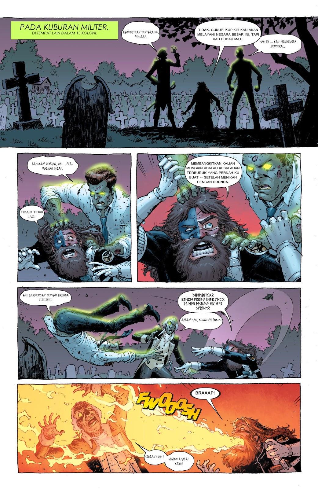 komik amerika bahasa indonesia deadpool 2