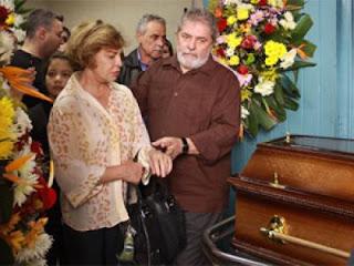 Irmã mais velha de Lula morre aos 72 anos em São Bernardo.Confira