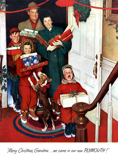 Norman Rockwell Life Story