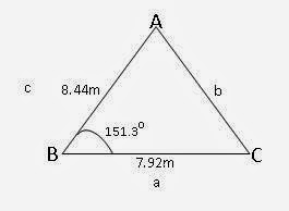 Mathematics Tutorials: Maths Made Easy!: Cosine Rule