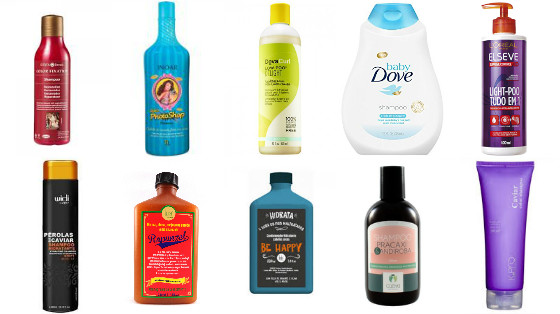 shampoos low poo