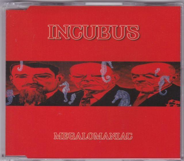 AXE FX PRESETS: Incubus - Megalomaniac