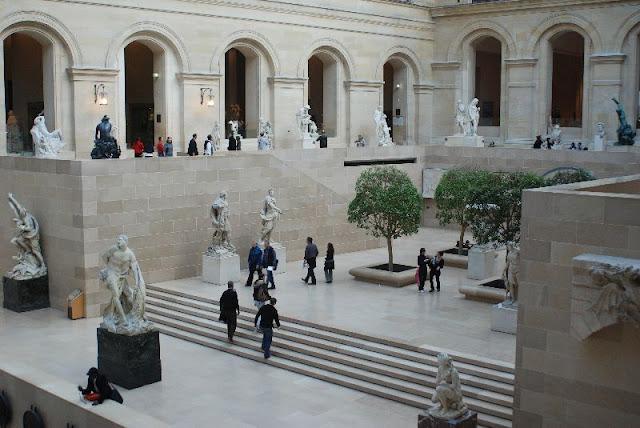 Paris em janeiro dicas de paris e fran a for Louvre interieur
