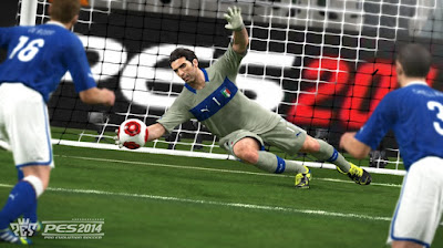 Download PES 2014 Highly Compressed Game For PC