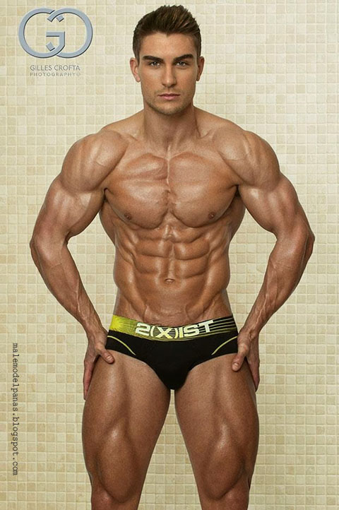 body builder and mister international ryan terry