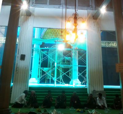 Rehab Masjid Agung Al Fattah, Pertahankan Empat Soko Guru Sebagai Pusaka Heritage